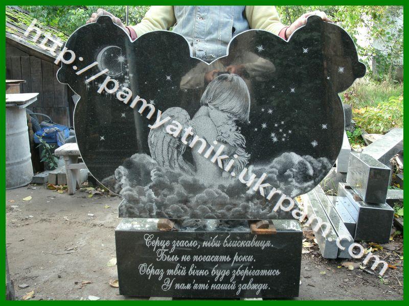 как склеивать надгробие